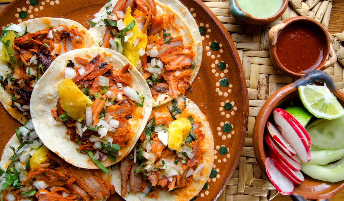 Tacos Al Pastor Is One Of The Best Foods In The World Loco Gringo