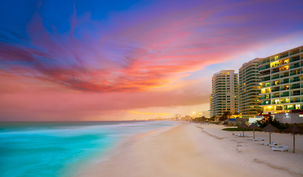 What To See The Best Sunsets In Cancun Try These Restaurants Loco Gringo