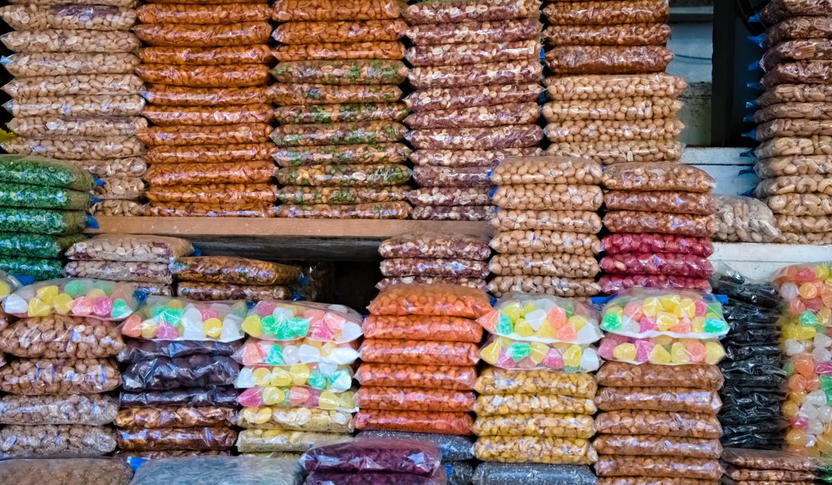 Mexico snacks