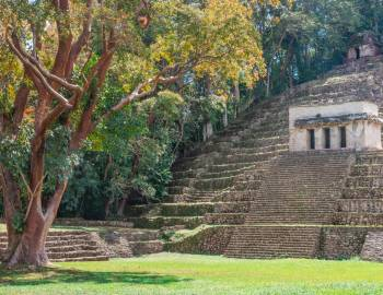 Bonampak Ruins