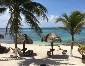 Paamul beach