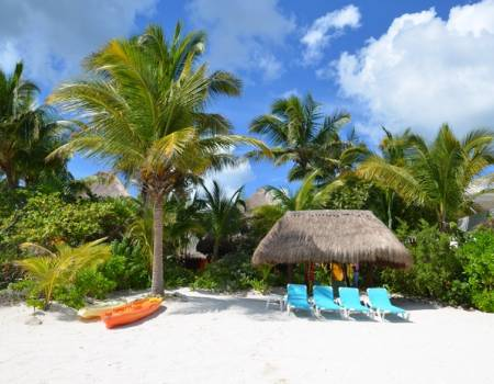 Soliman Bay, Riviera Maya