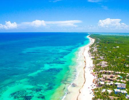 Tulum Beach Quintana Roo