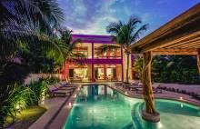 beachfont Villa Akumal