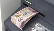 Pesos withdrawal