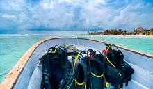Diving in Mahahual