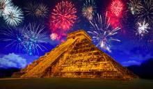 Chicen Itza New Year