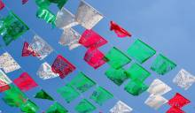 Celbrating Mexico Independence