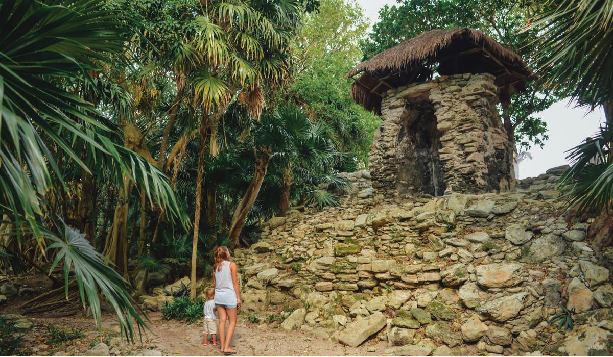 Playacar Ruins