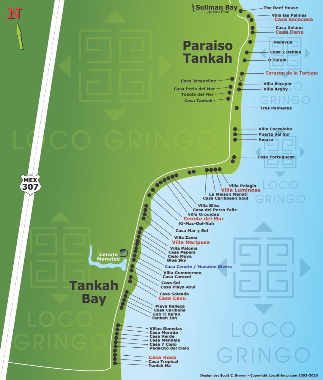 Tankah Bay