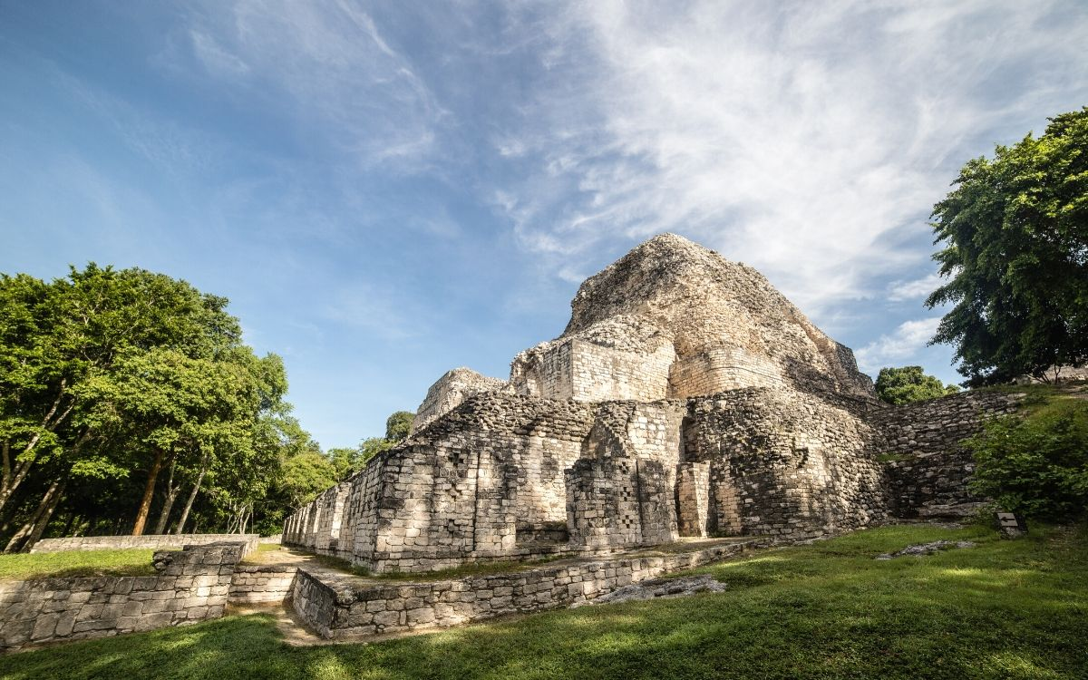 Becan Ruins