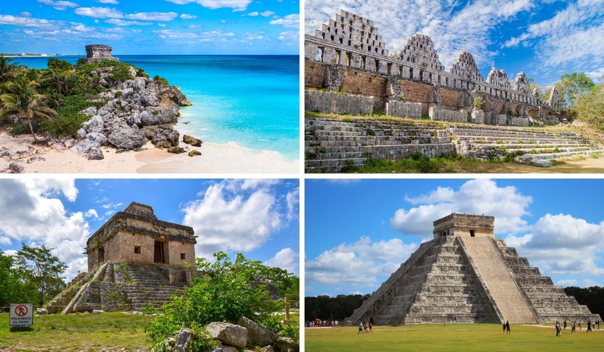 Maya Ruins