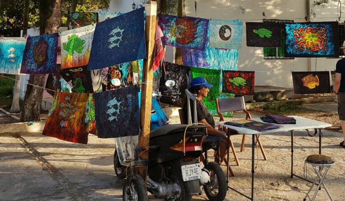 Holbox Artist Fair