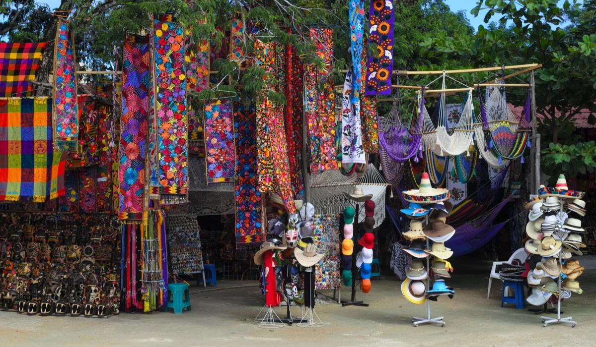 Riviera Maya souveniers